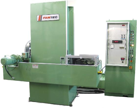 FAMTEC , Through Feed Grinder , Ces 1-150-4S